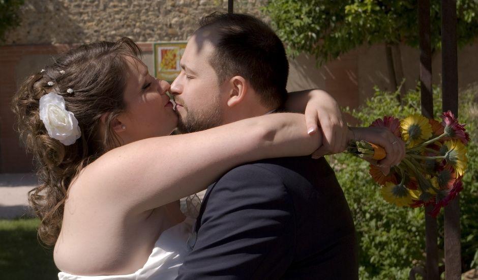 Le mariage de Angélique et Axel à Le Soler, Pyrénées-Orientales