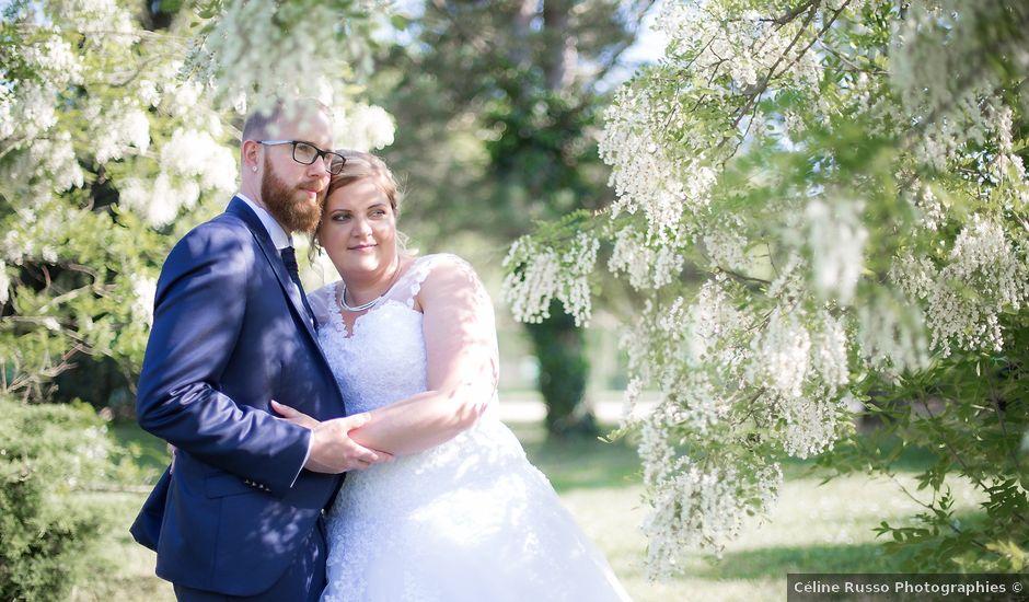 Le mariage de Thomas et Sandrine à Baldersheim, Haut Rhin