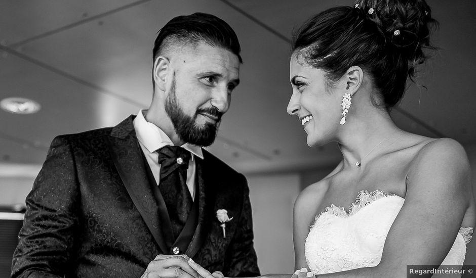 Le mariage de Cyril et Ludivine à Poitiers, Vienne