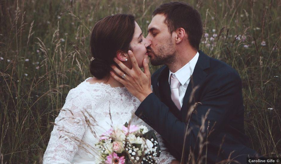Le mariage de Arnaud et Déborah à Rosteig, Bas Rhin