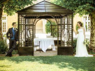 Le mariage de Suzanne et Thomas