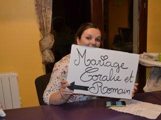 Le mariage de Coralie et Romain 2