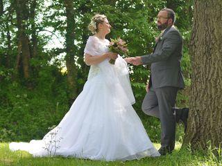 Le mariage de Céline et Benoît
