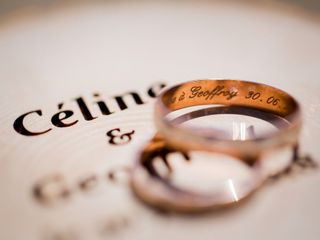 Le mariage de Céline et Geoffroy 1