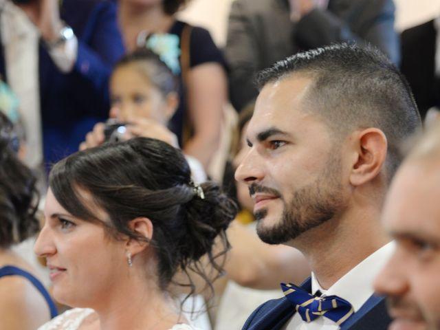 Le mariage de Julien et Charlotte à Appoigny, Yonne 5