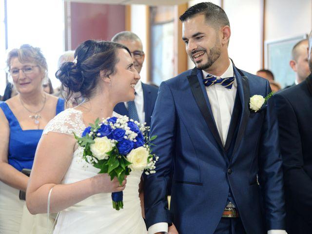 Le mariage de Julien et Charlotte à Appoigny, Yonne 10