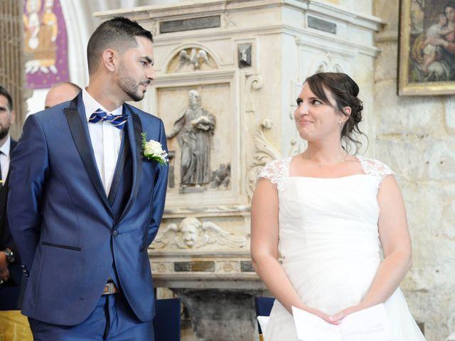 Le mariage de Julien et Charlotte à Appoigny, Yonne 22