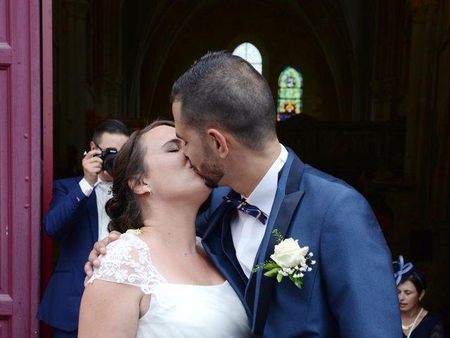 Le mariage de Julien et Charlotte à Appoigny, Yonne 27
