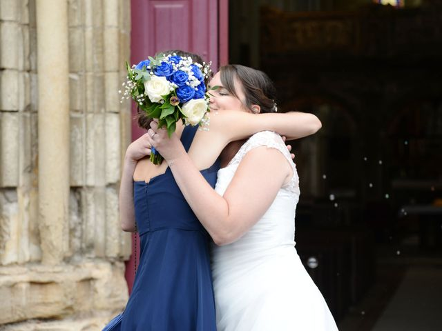 Le mariage de Julien et Charlotte à Appoigny, Yonne 28