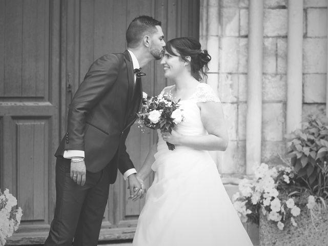 Le mariage de Julien et Charlotte à Appoigny, Yonne 31