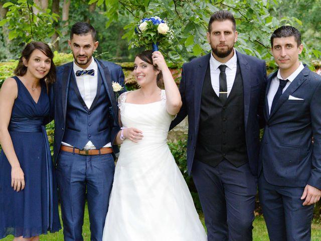Le mariage de Julien et Charlotte à Appoigny, Yonne 40