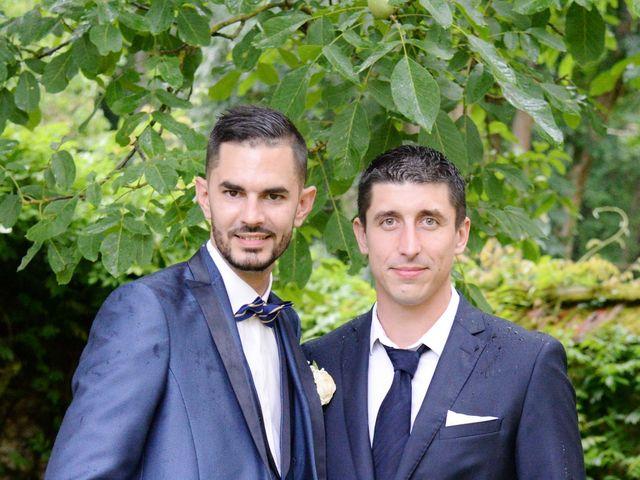 Le mariage de Julien et Charlotte à Appoigny, Yonne 41