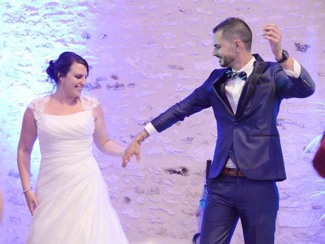 Le mariage de Julien et Charlotte à Appoigny, Yonne 44