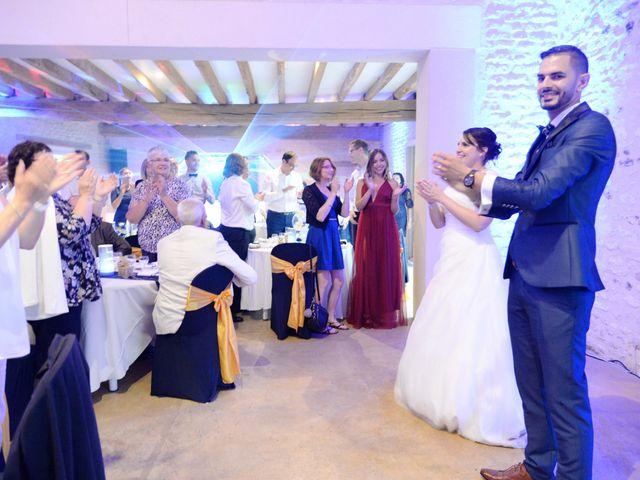 Le mariage de Julien et Charlotte à Appoigny, Yonne 45