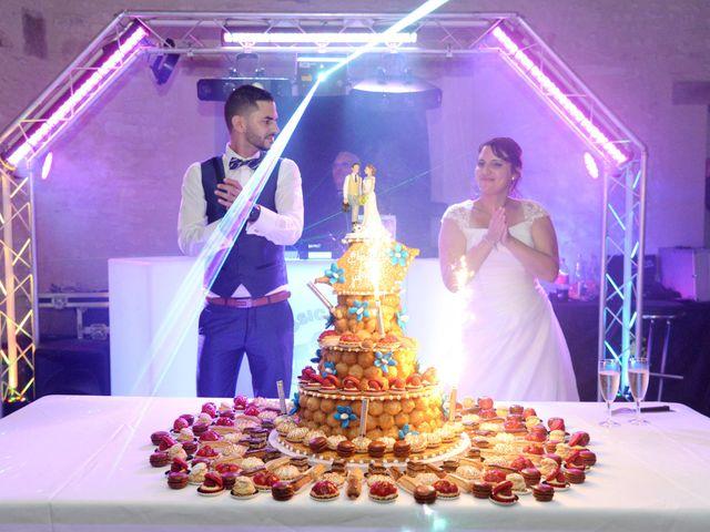Le mariage de Julien et Charlotte à Appoigny, Yonne 55