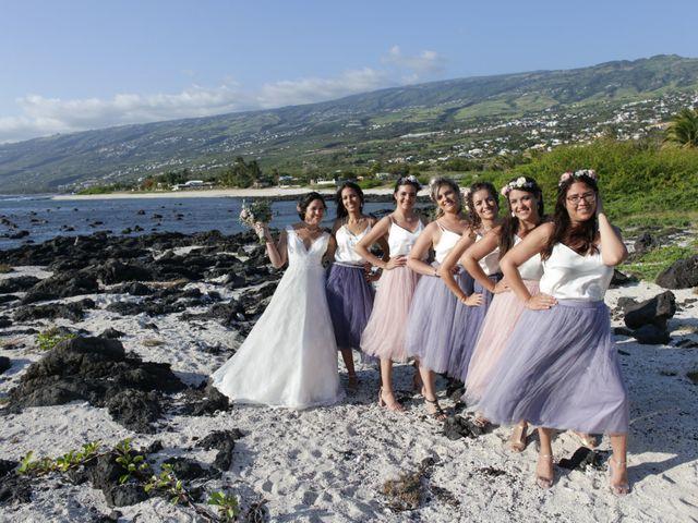 Le mariage de Vincent et Aurore à Saint-Joseph, La Réunion 9