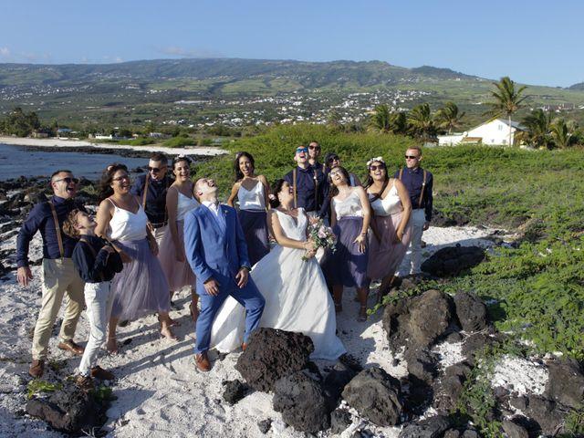 Le mariage de Vincent et Aurore à Saint-Joseph, La Réunion 14