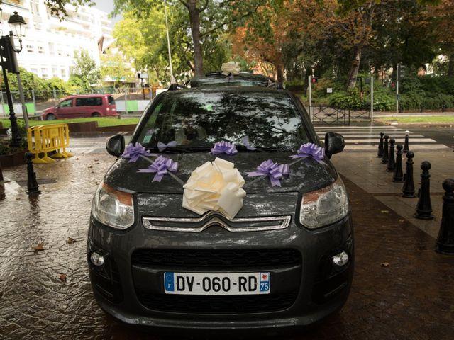 Le mariage de Jeremy et Marion à Courbevoie, Hauts-de-Seine 2