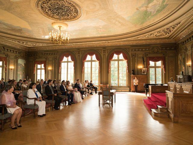Le mariage de Jeremy et Marion à Courbevoie, Hauts-de-Seine 4