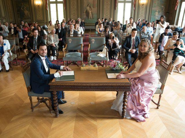 Le mariage de Jeremy et Marion à Courbevoie, Hauts-de-Seine 6