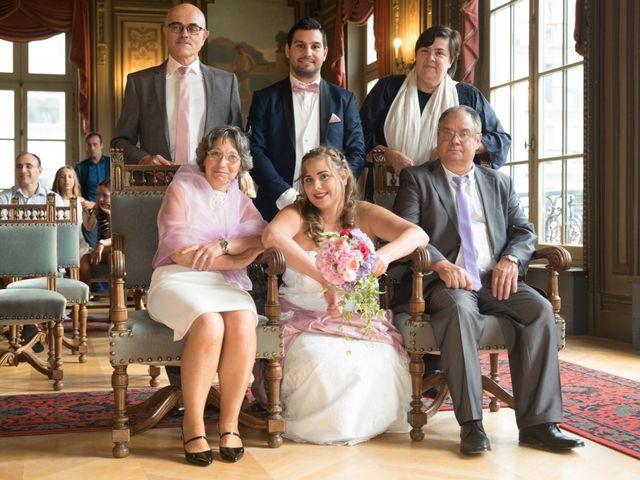 Le mariage de Jeremy et Marion à Courbevoie, Hauts-de-Seine 14