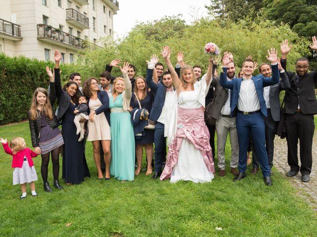 Le mariage de Jeremy et Marion à Courbevoie, Hauts-de-Seine 20
