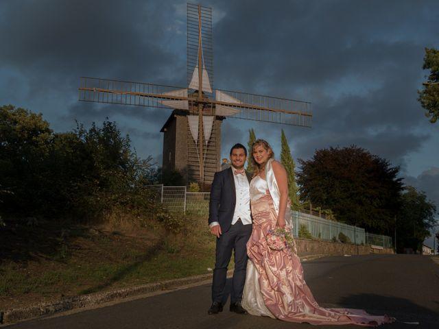 Le mariage de Marion et Jeremy