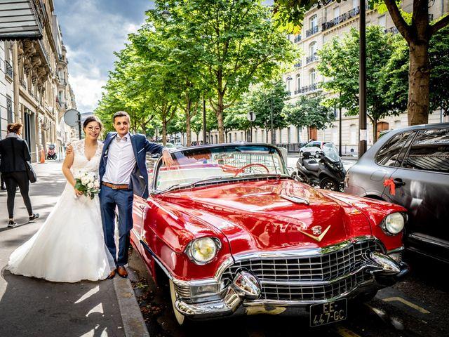 Le mariage de Alexandre et Julie à Bois-Colombes, Hauts-de-Seine 8