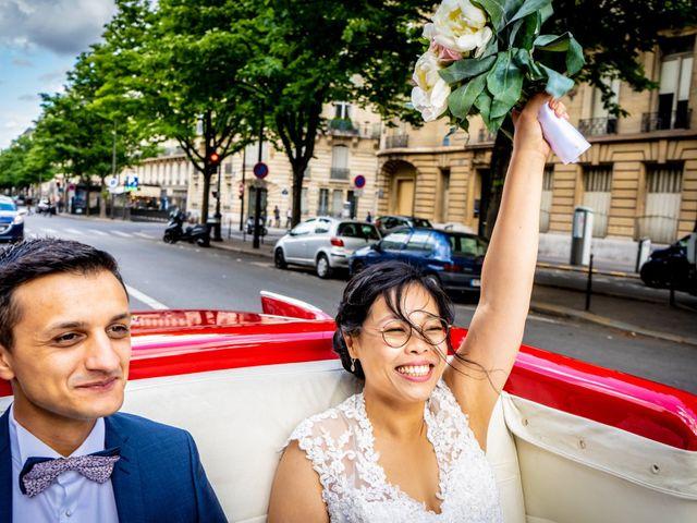 Le mariage de Alexandre et Julie à Bois-Colombes, Hauts-de-Seine 9