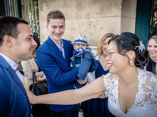 Le mariage de Alexandre et Julie à Bois-Colombes, Hauts-de-Seine 11