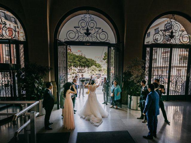 Le mariage de Alexandre et Julie à Bois-Colombes, Hauts-de-Seine 14