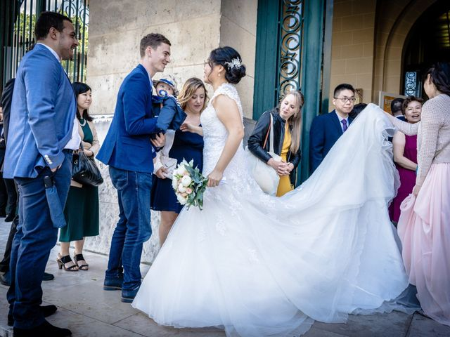 Le mariage de Alexandre et Julie à Bois-Colombes, Hauts-de-Seine 15