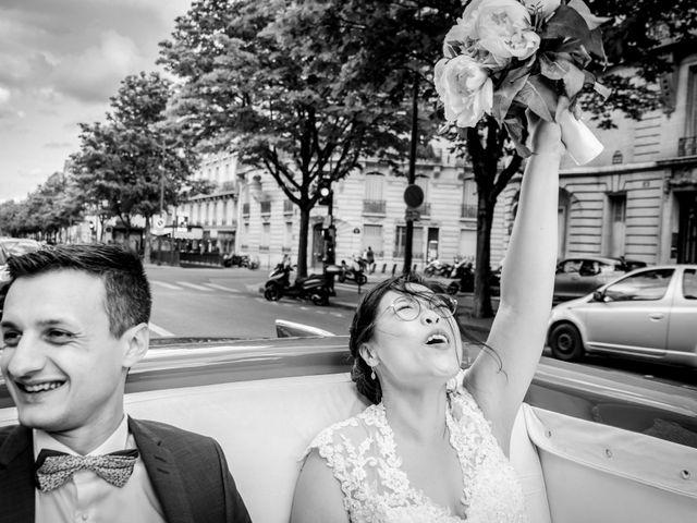Le mariage de Alexandre et Julie à Bois-Colombes, Hauts-de-Seine 17