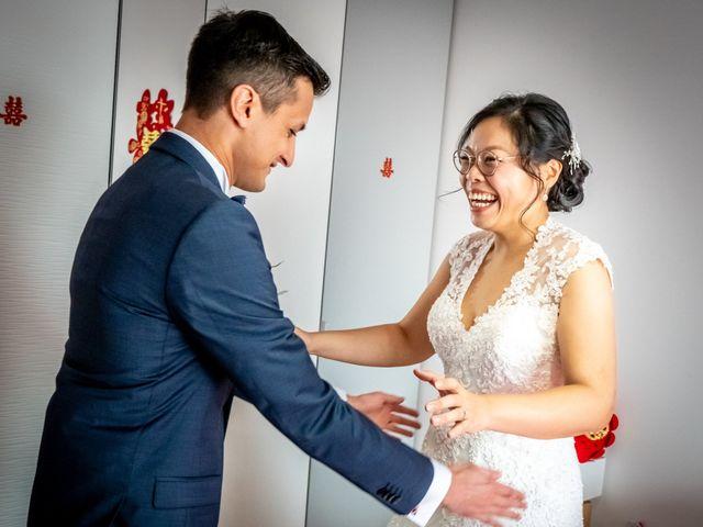 Le mariage de Alexandre et Julie à Bois-Colombes, Hauts-de-Seine 29