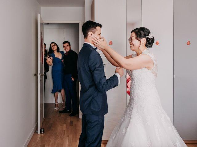 Le mariage de Alexandre et Julie à Bois-Colombes, Hauts-de-Seine 42