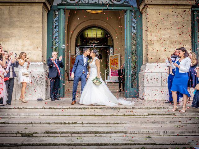 Le mariage de Alexandre et Julie à Bois-Colombes, Hauts-de-Seine 45