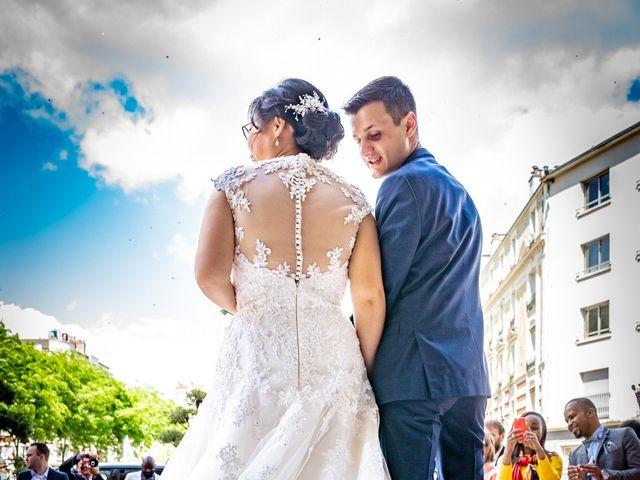 Le mariage de Alexandre et Julie à Bois-Colombes, Hauts-de-Seine 55