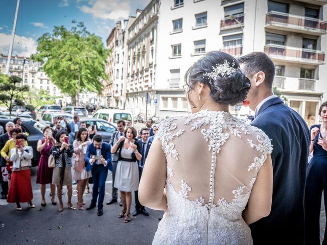 Le mariage de Alexandre et Julie à Bois-Colombes, Hauts-de-Seine 61