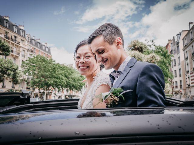 Le mariage de Alexandre et Julie à Bois-Colombes, Hauts-de-Seine 65