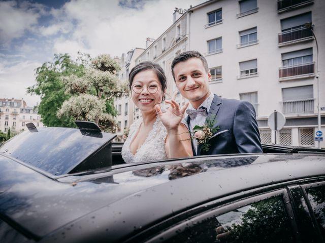 Le mariage de Alexandre et Julie à Bois-Colombes, Hauts-de-Seine 67