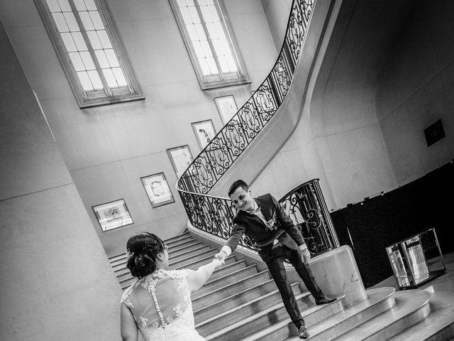 Le mariage de Alexandre et Julie à Bois-Colombes, Hauts-de-Seine 73