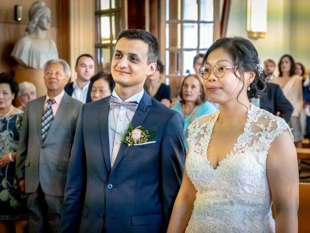 Le mariage de Alexandre et Julie à Bois-Colombes, Hauts-de-Seine 76