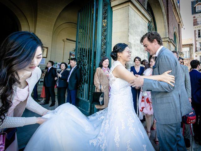 Le mariage de Alexandre et Julie à Bois-Colombes, Hauts-de-Seine 78