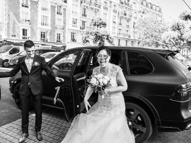 Le mariage de Alexandre et Julie à Bois-Colombes, Hauts-de-Seine 87