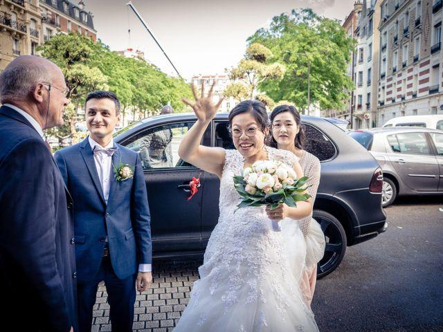 Le mariage de Alexandre et Julie à Bois-Colombes, Hauts-de-Seine 92
