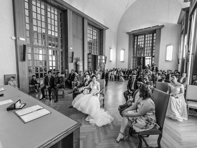 Le mariage de Alexandre et Julie à Bois-Colombes, Hauts-de-Seine 93