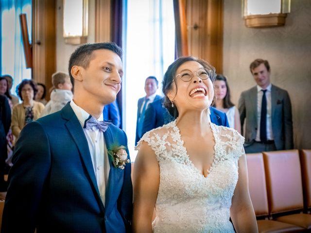 Le mariage de Alexandre et Julie à Bois-Colombes, Hauts-de-Seine 98