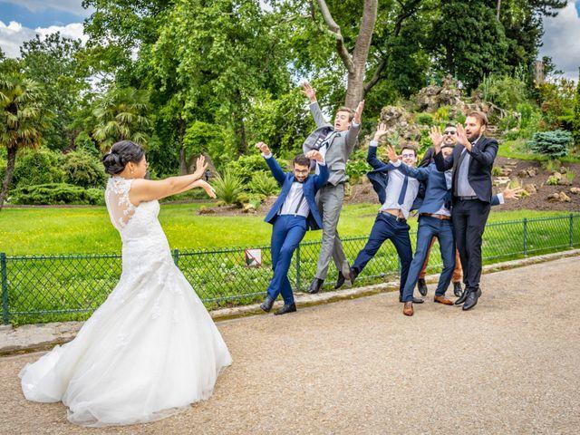 Le mariage de Alexandre et Julie à Bois-Colombes, Hauts-de-Seine 106