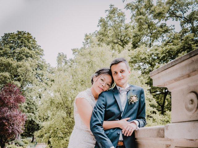 Le mariage de Alexandre et Julie à Bois-Colombes, Hauts-de-Seine 111