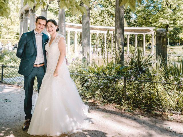 Le mariage de Alexandre et Julie à Bois-Colombes, Hauts-de-Seine 112